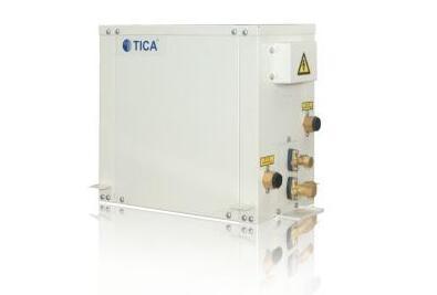 分体式-整体式水源热泵