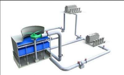 新型水动力节能型冷却塔