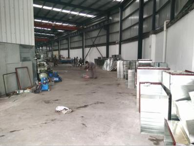 工厂清理打扫