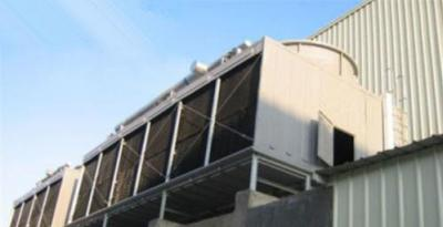 玻璃钢冷却塔设备