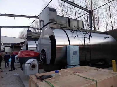 超低氮冷凝环保锅炉