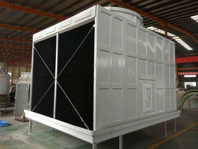 工厂制作冷却塔设备成品出厂