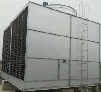 方型横流式钢结构冷却塔