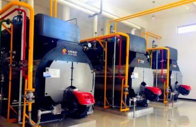 冷凝回收蒸汽锅炉