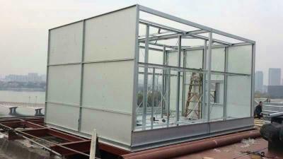 全钢结构冷却塔框架