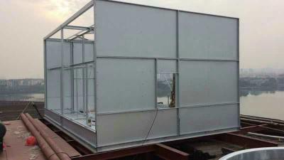 全钢结构冷却塔塔体